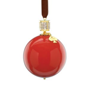kate spade new york Bejeweled Ornament