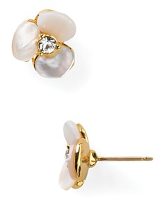 kate spade new york Pansy Stud Earrings - Bloomingdale's_0