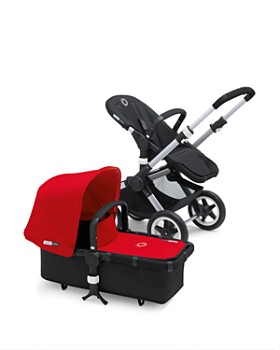Bugaboo - Buffalo Tailored Fabric Set with Extendable Sun Canopy