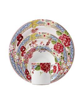 """Gien France - Gien France """"Mille Fleur"""" Tableware"""