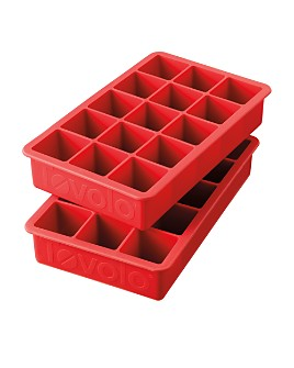Tovolo - Perfect Cube Ice Trays, Set of 2