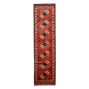 Khyber Collection Oriental Rug, 2'9 x 9'10