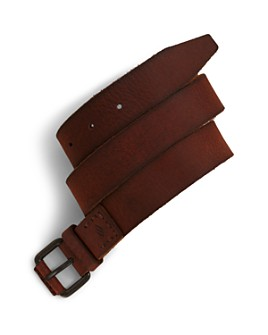 Joseph Abboud - Boys' Leather Belt