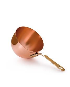 "Mauviel - 8"" Zabaglione Pan"