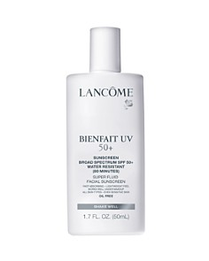 Lancôme Bienfait UV SPF 50+ Super Fluid Facial Sunscreen - Bloomingdale's_0