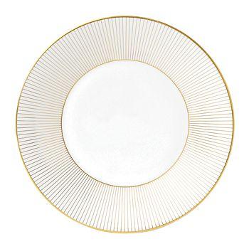 Jasper Conran Wedgwood - Gold Pinstripe Accent Plate