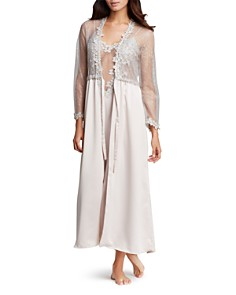 Flora Nikrooz Showstopper Robe & Long Nightgown - Bloomingdale's_0