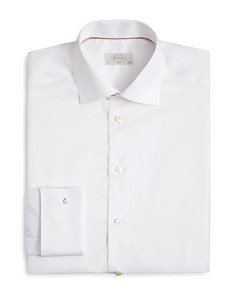 Eton - Solid Dress Shirt - Slim Fit