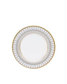Philippe Deshoulieres - Arcades Green Dessert Plate
