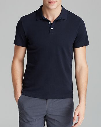 Theory - Boyd Census Solid Piqué Polo - Slim Fit