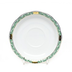 Herend Chinese Bouquet Garland Green Tea Saucer - Bloomingdale's_0