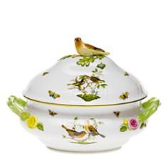 Herend Rothschild Bird Multi-Color Tureen - Bloomingdale's_0