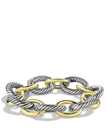 David Yurman - Oval Extra Large Link Bracelet