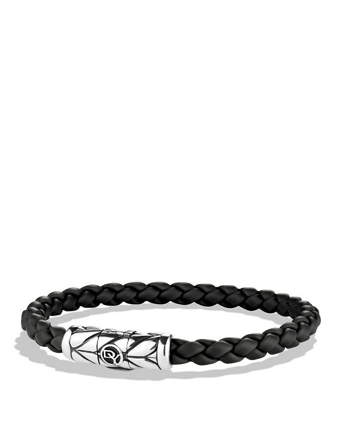 David Yurman - Chevron Bracelet in Black