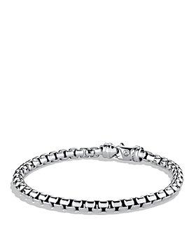 David Yurman - Large Box Chain Bracelet, 5mm