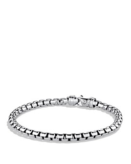 David Yurman - Large Box Chain Bracelet