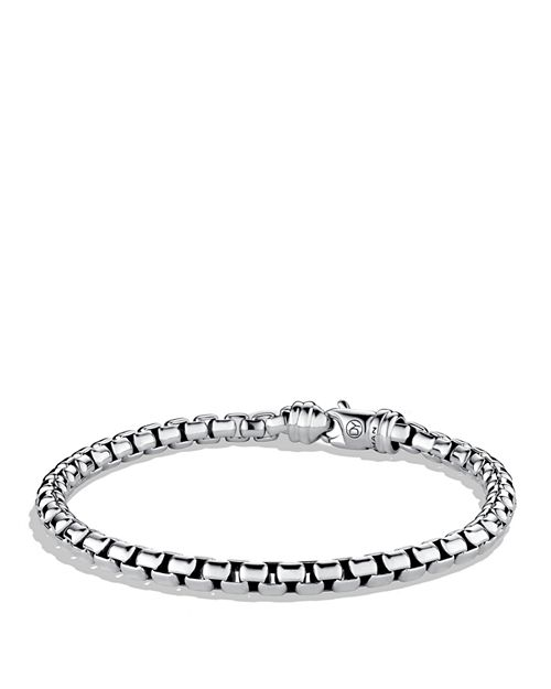 David Yurman Large Box Chain Bracelet