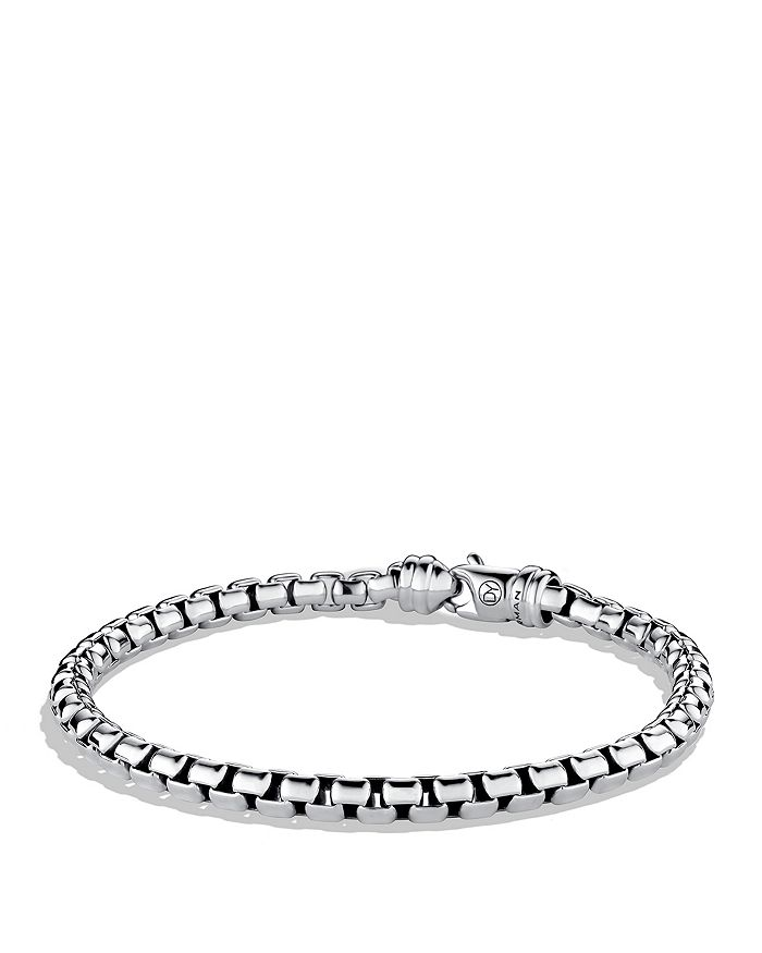 David Yurman - Large Box Chain Bracelet, 5mm
