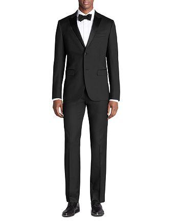 Theory - Wellar PE Tux Jacket & Marlo P Tux Trousers