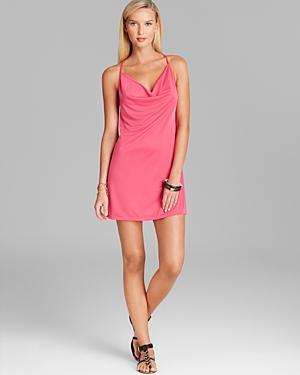 Cia. maritima Racerback Dress Swim Cover-Up