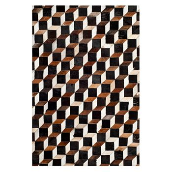 "SAFAVIEH - Studio Leather Collection Runner Rug, 2'3"" x 7'"