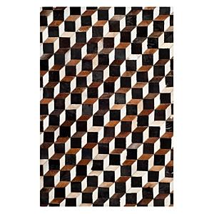 Safavieh Studio Leather Collection Area Rug, 5' x 8'