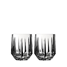 Vera Wang Wedgwood Peplum Double Old-Fashioned Glass, Set of 2 - Bloomingdale's_0