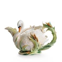 Franz Collection - Swan Lake Teapot