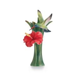 Franz Collection - Hummingbird Small Vase