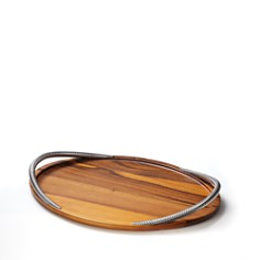 Nambé - Nambé Braid Collection Serving Tray