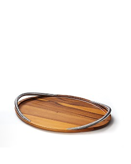 Nambé - Braid Collection Serving Tray