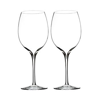 Waterford - Elegance Pinot Gris/Pinot Grigio Wine Glass, Pair