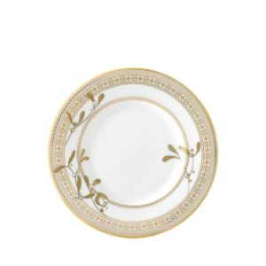 Prouna Golden Leaves Bread and Butter Plate