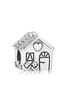 Pandora - Sterling Silver Home Sweet Home Charm