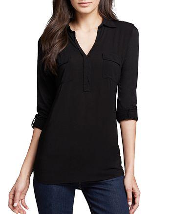 Splendid - Shirt - Pocket Henley