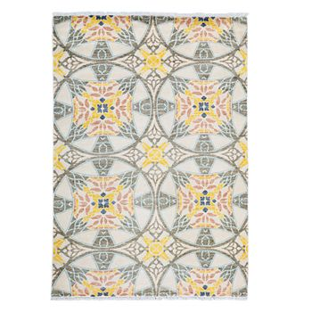 """Bloomingdale's - Suzani Collection Oriental Rug, 4'1"""" x 6'1"""""""