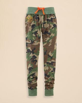 Ralph Lauren Girls Fleece Pants