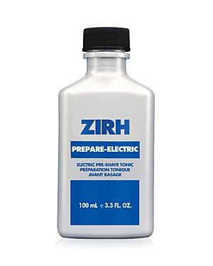Zirh Prepare Electric