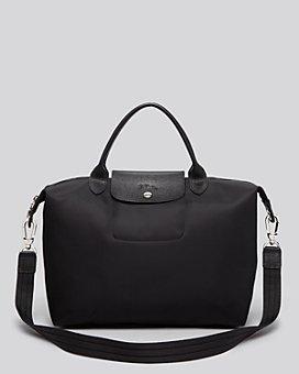 Longchamp - Le Pliage Neo Medium Nylon Shoulder Bag