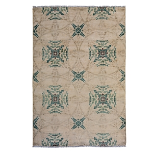 Oushak Collection Oriental Rug, 4'1 x 6'2