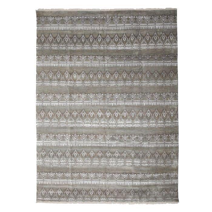 "Bloomingdale's - Ikat Collection Oriental Rug, 9'1"" x 12'2"""