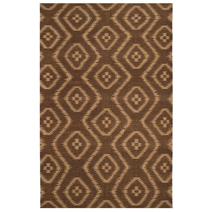 Ralph Lauren - Indigo Hills Rectangle Indoor/Outdoor Rug, 5' x 8'
