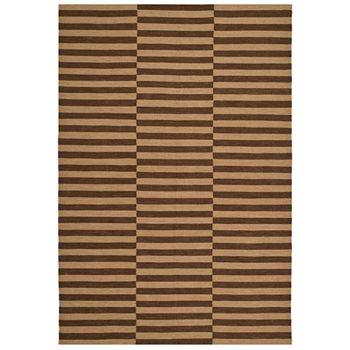 Ralph Lauren - River Reed Stripe Rectangle Indoor/Outdoor Rug, 2' x 3'