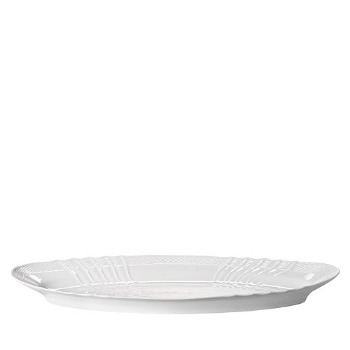 Richard Ginori - Vecchio White Oval Fish Platter, Large