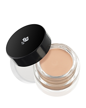 What It Is: Not all eye shadow primers are created equal. But this primer makes promises it can keep-long-lasting shadow wear and vibrancy, with absolutely no creasing. What It Does: The silky-smooth, waterproof formula holds pigment in place and delivers nude, barely-there color that evens out eyelids and leaves them with a natural, matte finish. Free Of. Fragrance Finish: Natural matte. How To Use It: Apply with fingertips under your favorite Lancome shadow.