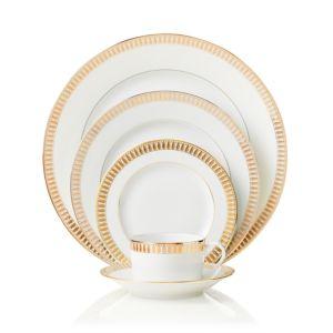 Haviland Plumes Dessert Plate