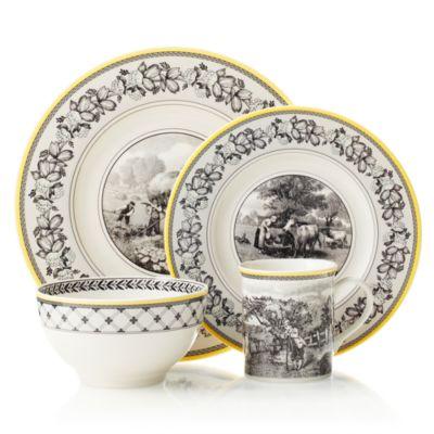 sc 1 st  Bloomingdaleu0027s & Villeroy u0026 Boch Audun Dinnerware | Bloomingdaleu0027s