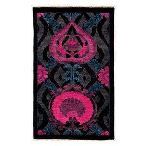Suzani Collection Oriental Rug, 3'1 x 5'2