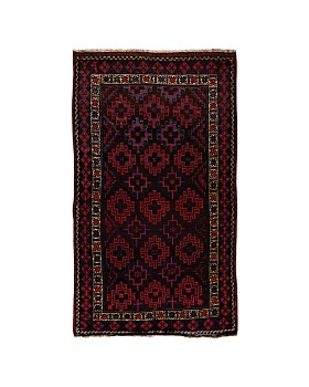 "Bloomingdale's - Tribal Collection Oriental Rug, 4'10"" x 8'10"""