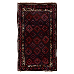 Tribal Collection Oriental Rug, 4'10 x 8'10